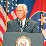 GOP Crows in Nashville: Democrats Regroup in Memphis