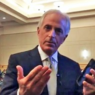"Corker Opens Up on Trump's Shortcomings, Sees Need for ""Radical Changes"""