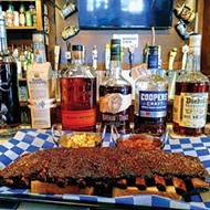 On taking a new approach: Stanley Bar-B-Que and Red Fish
