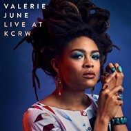 A new live release from Valerie June