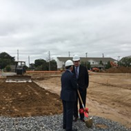 Construction of $12.5M  Housing Project Near COGIC Headquarters Begins