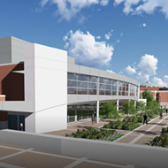 Ground Breaks on the University of Memphis' New Music Center