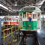 Trolley Return Pushed Back to April