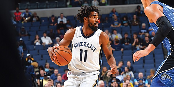 Mike Conley will be good again someday, right? Right? - JOE MURPHY (NBAE/GETTY IMAGES)