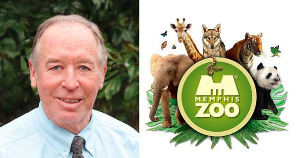 Memphis Zoo president Chuck Brady - MEMPHIS ZOO