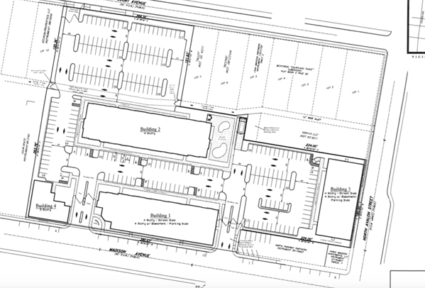 Infill Frenzy: One Beale, Midtown Close to P&H, and South