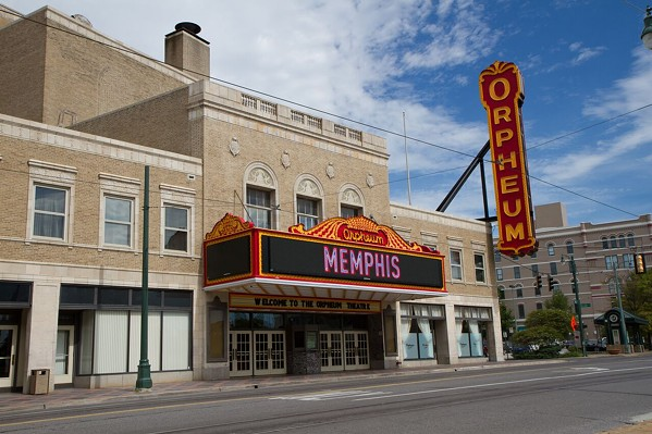 ORPHEUM THEATRE GROUP