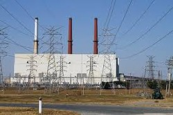 TVA is replacing the Allen Fossil Plant (above) with a new gas plant.