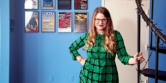 Elizabeth Cawein of Music Export Memphis. - TROY GLASGOW