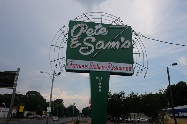 Pete & Sam's restaurant reopens  at 4 p.m. May 21. - MICHAEL DONAHUE