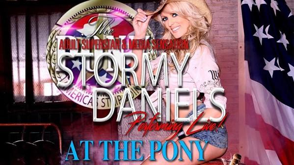 Stormy Daniels Brings 'Horny' Tour to Memphis | Memphis Flyer