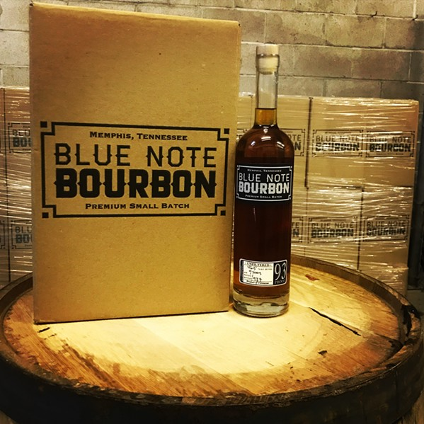 Blue Note Bourbon will launch in mid July.