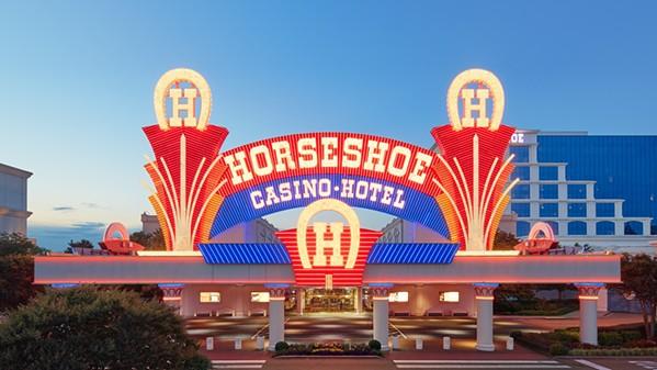 Horseshoe Tunica to Open Sports Betting Monday | Memphis Flyer