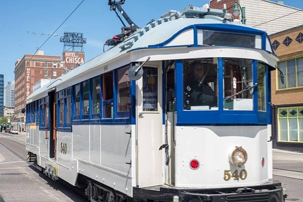 Trolley on Main - MATA