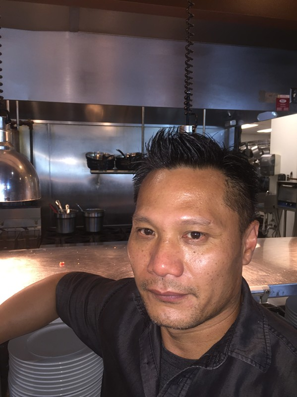 Chef Minh Nguyen - MICHAEL DONAHUE