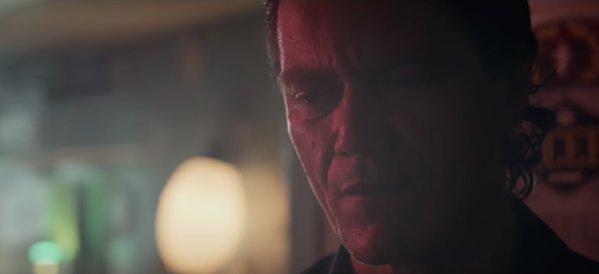 "Michael Shannon in Lucero's music video for ""Long Way Back Home."" - LUCERO"