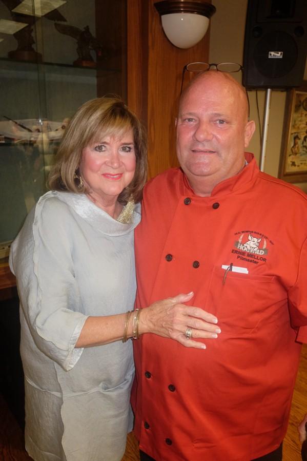 Lynn and Ernie Mellor - MICHAEL DONAHUE