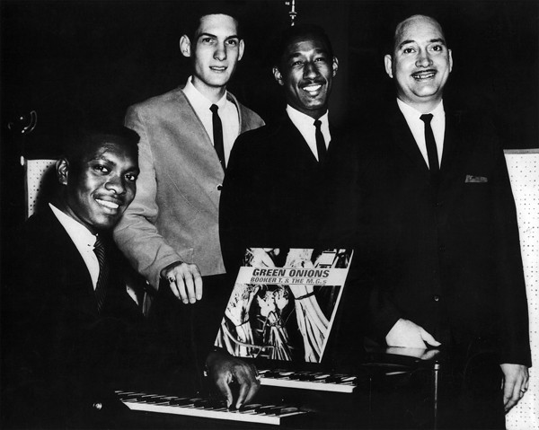 Booker T and the MG's - LEWIS STEINBERG