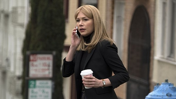 Michelle Williams on line one.