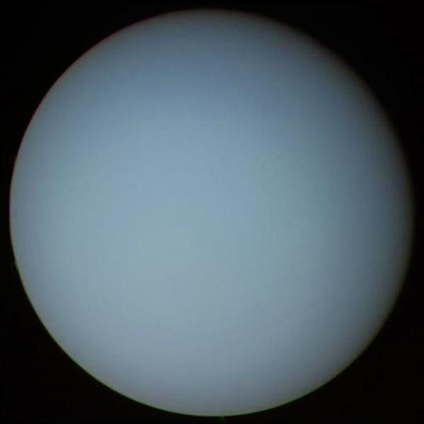 Gaze upon Uranus!