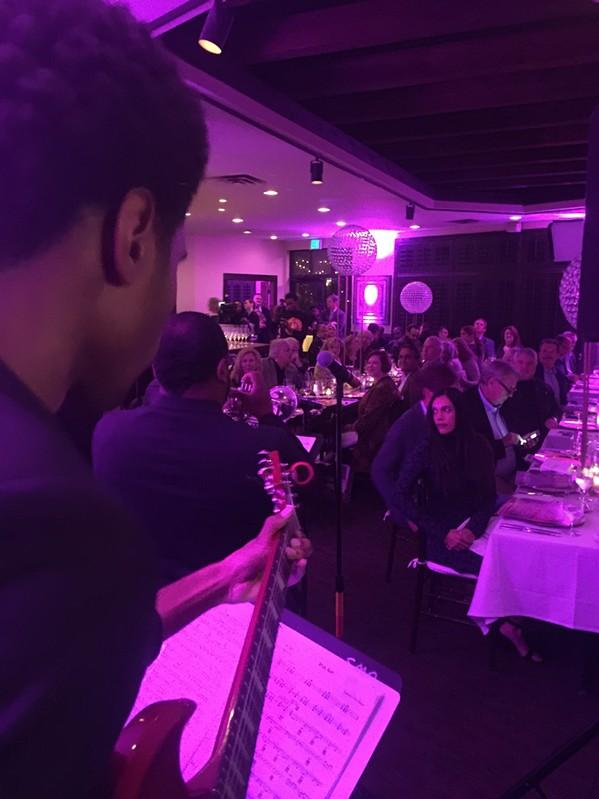 Heart Full of Soul at Napa Cafe - MICHAEL DONAHUE