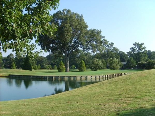 The Links at Galloway - CITY OF MEMPHIS