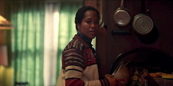 Regina King as Sharon Rivers