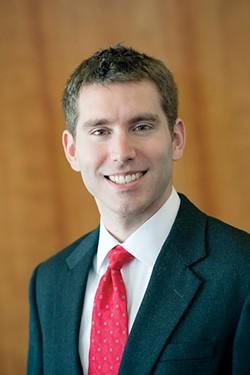 Nick Oyler, Memphis' Bikeway and Pedestrian Program Manager