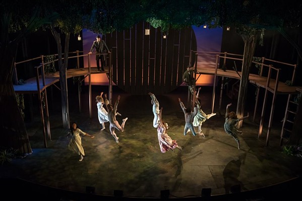 Tuck Everlasting at Playhouse on the Square - CARLA MCDONALD