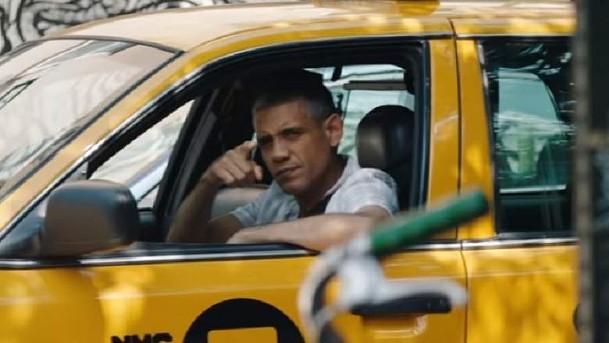 The taxi driver who looks like Barack Obama.