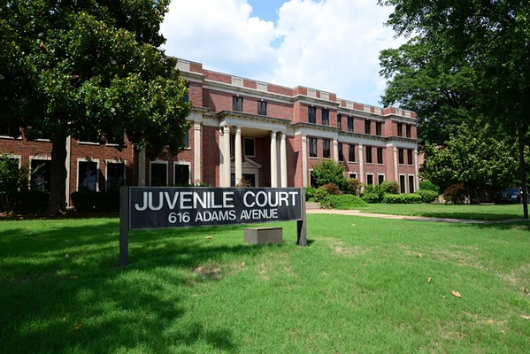 SHELBY COUNTY JUVENILE COURT/FACEBOOK
