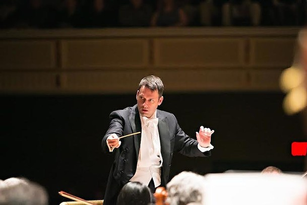 MSO conductor Robert Moody - MSO