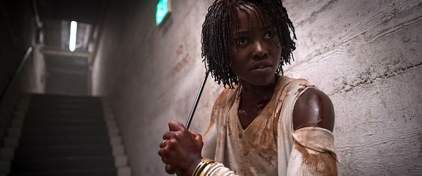 Lupita Nyong'o turns in a performance for the ages in Us.