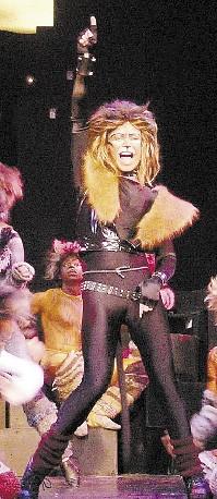 Cats at Theatre Memphis, 2006