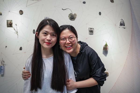 Jia Wang and Chen Wang - COURTESY CROSSTOWN ARTS