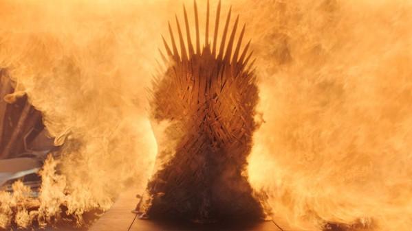 Iron Throne? Not so much.