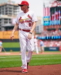 Cardinals manager Mike Shildt - COURTESY ST. LOUIS CARDINALS