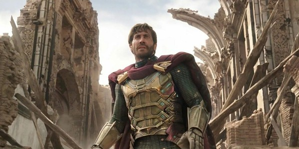 Jake Gyllenhaal as Mysterio