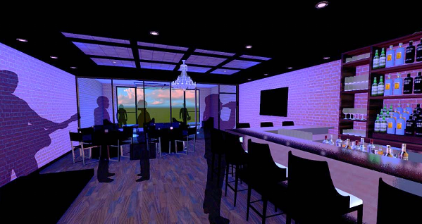 Proposed second level of Cafe Lit - IDEAL INVESTMENTS LLC