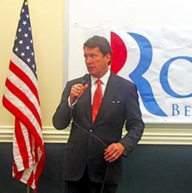 Bill Hagerty in Memphis in 2012 - JB