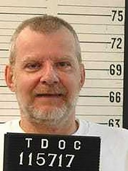 Stephen Michael West was executed last week in Nashville. - DEATH PENALTY INFORMATION CENTER