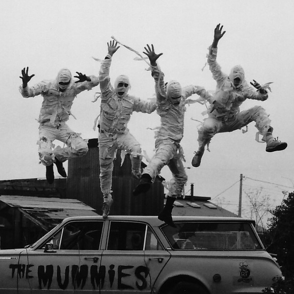 """""""Those Mummies have driven everyone crazy!"""" - Goner spokesperson"""