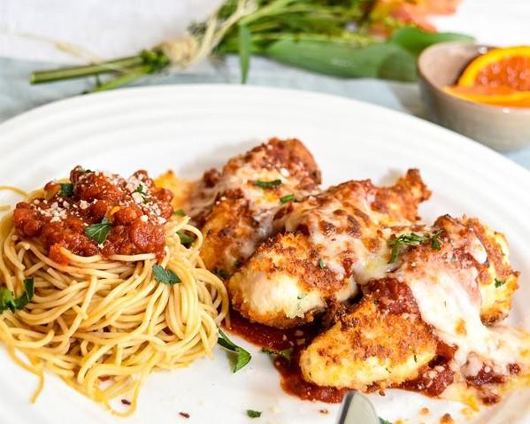 Chicken parmesan - FIX