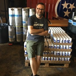 A whole lot of GonerBrau - MEMPHIS MADE BREWING CO.