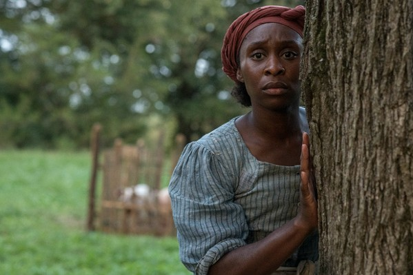 Cynthia Ervino as Harriet Tubman in Harriet, the opening night film at Indie Memphis 2019