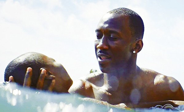 Mahershala Ali in Barry Jenkins' Moonlight.