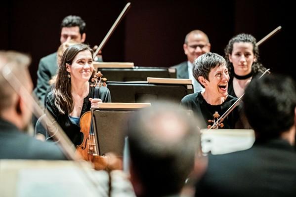 Iris Orchestra - PHILLIP VAN ZANDT