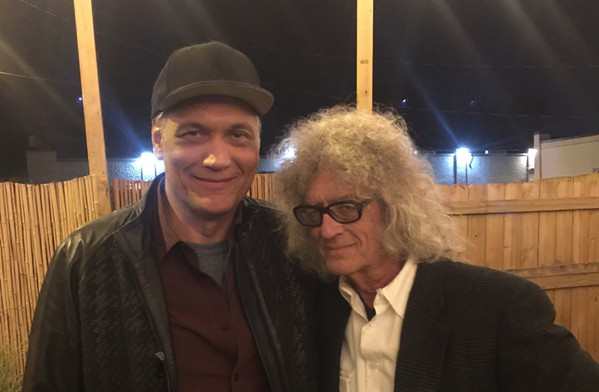 """Jimmy Smits, the guy on the left, was one of the """"Bluff City Law"""" cast members who attended recent parties in Memphis. - GUIDO DAVID-AARON ZIMMERMAN"""