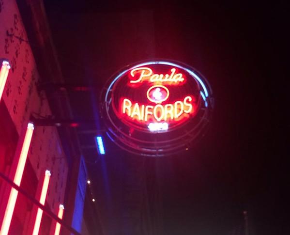 PAULA & RAIFORD'S DISCO/FACEBOOK