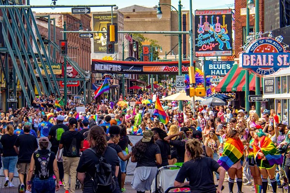 Memphis Pride Fest